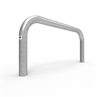 Heavy Duty U-Bar 1.5 metre below ground, Galvanised finish