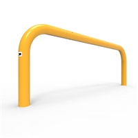 U-Bars Heavy Duty - U-Bar 2 Metre Below Ground (3 Piece) - Galvanised & Powder Coated, Sold Per Each