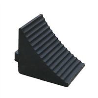 Wheel Chock Heavy Duty - Recycled Rubber