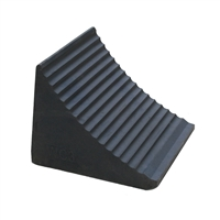 Wheel Chock Super Heavy Duty - Recycled Rubber