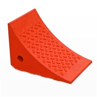Urethane Wheel Chock - Large