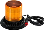 Suction/Mag Base (Class 1) 1-3m. curly cord cigarette lighter powered.  Has 6 x 5W LEDs.|4 x Flash/Sim-rotate options