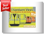 Flame Retardant & Anti-Static Vest