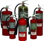 Fire Extinguisher Class F