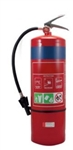 Foam Fire Extinguisher - Free sign with every fire extinguisher!