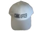 Communications Officer Cap