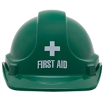 First Aid Hard Hat