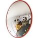 Budget 600mm Indoor Convex Mirror & Wall Mount Bracket