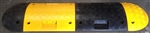 Speed Hump Rubber 400x500mm module Black/Yellow w reflective