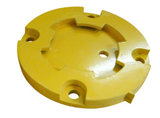 Additional Base Plate for Cam-lok 90mm bollard