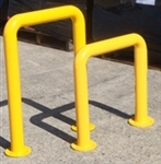 U Shaped Surface Mount Bollards