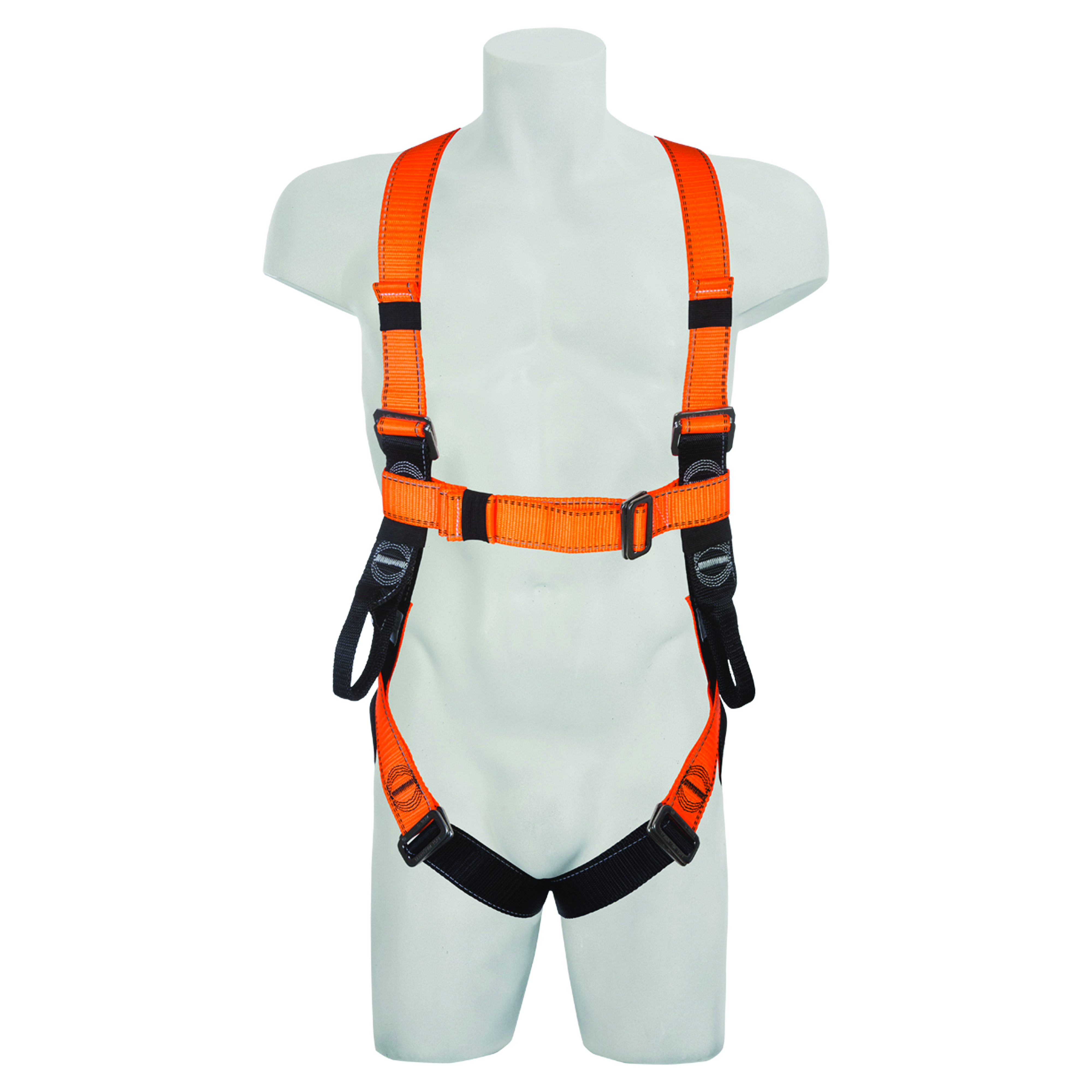 LINQ Essential Harness Stainless Steel   (M - L)