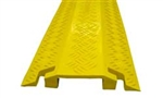 Yellow Dropover Cable Cover|Fits 8-10 Power Cables|1000x275x35mm