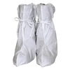 H/Duty Disposable Overboots-White (Pair)