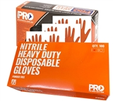 Nitrile Powder Free Gloves Size Medium Box 100, First Aid / PPE