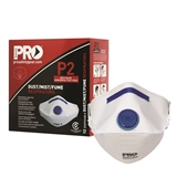 P2 Dust Masks with valve
