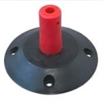Flexi360 Glue Or Bolt Down Rubber Base