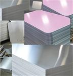 450x600mm 1.6mm thick Aluminium Sign Blanks - Various types to choose from