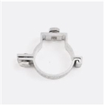 Single bolt clamp two-piece bracket for 76mm OD Posts