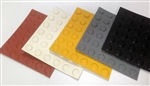 Peel & Stick Rubber Tactiles