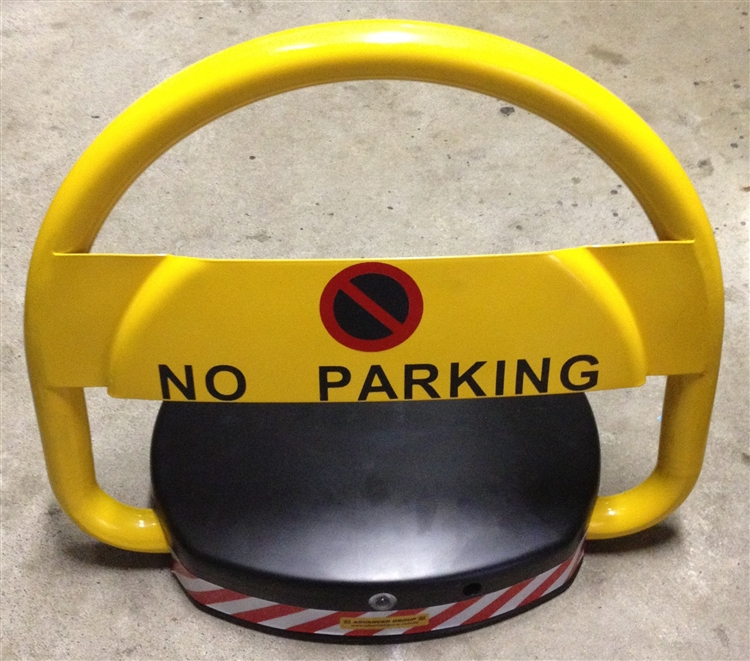 automatic  remote controlled  parking lock  u0026 parking barrier