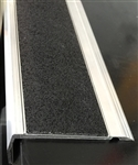 A-SLIP STAIR NOSING KIT (GRIT) 1000MM BLK