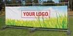 CUSTOM SITE FENCING BANNER MESH 1.8MX50M