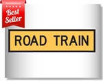 Road Train - Vehicle / Truck Identification Signs