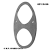 WWII LOUVRE LIGHTS TAIL LIGHT GASKET GP-13456