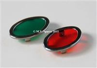 71341-39 & 71342-39 HARLEY DAVIDSON DASH PANEL LENSES
