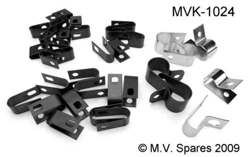 MVK-1024 CLIP SET WIRING WILLYS MB on