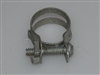 MILITARY WWII JEEP MB GPW CROSSOVER TO DIP STICK TUBE CLAMP AND ROCKER ARM AND OIL FILLER HOSE CLAMP 502911 A-3-3/4 M.V. SPARES