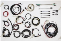 MILITARY WWII JEEP MB GPW KIT - WIRING - JEEP - A-2000A WITH TWIN STOP LIGHTS A-2000A*D