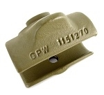 MILITARY WWII JEEP MB GPW PIVOT GPW MARKED GPW-1151270