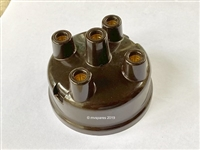 A-1655 DISTRIBUTOR CAP - BROWN