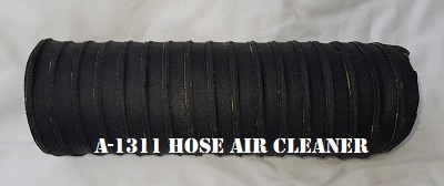 A-1311 NOS MB / GPW HOSE AIR CLEANER