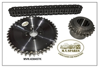 MVK-638457K TIMING CHAIN SET