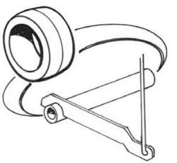 clutch equalizer bushing six cylinder  u0026 small block v8