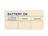 Battery Test OK Decal DF405 1964.5 - Osborn Reproductions