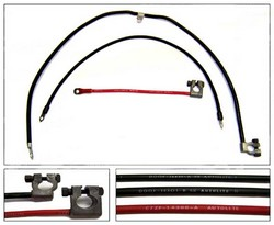Battery Cables Light Duty 1970 - Marti Auto Works