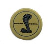 Seat Belt Decal Shelby 1968