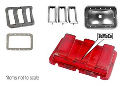 Tail Light Kit 1967
