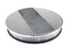 "Air Cleaner Aluminum Finned 14"" 1964 1/2 - 1973 - Scott Drake"