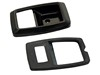 Door Handle Bezels Black Pair 1979 - 1993 - Scott Drake