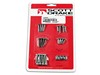 Exterior Trim Screw Kit 1964 - 1966 - Scott Drake