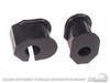 "Sway Bar Bushings Pair Rubber Factory GT 7/8"" 1964 - 1973 - Scott Drake"