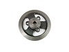"Crank Pulley Add-On Six Cylinder w/ A/C or P/S 1 Groove 5 & 7/8"" Diameter 1964 1/2 - 1967 ACP"