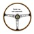 Steering Wheel Corso Feroce CS500 1964 - 1973 - Scott Drake
