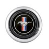 Concours Reproduction Mustang Tri-Bar Steering Wheel Horn Button Corso Feroce CS500 1964 - 1973 - Scott Drake