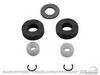 Equalizer Bar Bushing Repair Kit Six Cylinder & Small Block V8 1964 1/2 - 1970 - Scott Drake